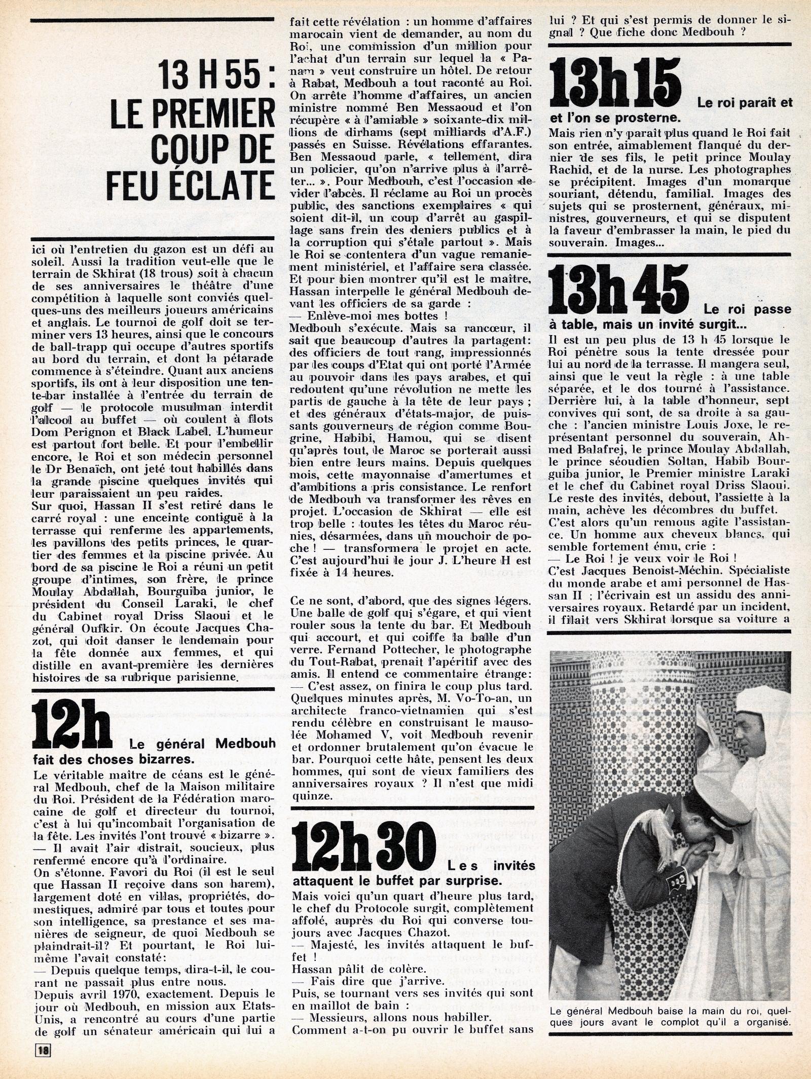 Tentative de coup d'État à Rabat et Skhirate le 10 juillet 1971  48695318828_3f2bfc5b85_o