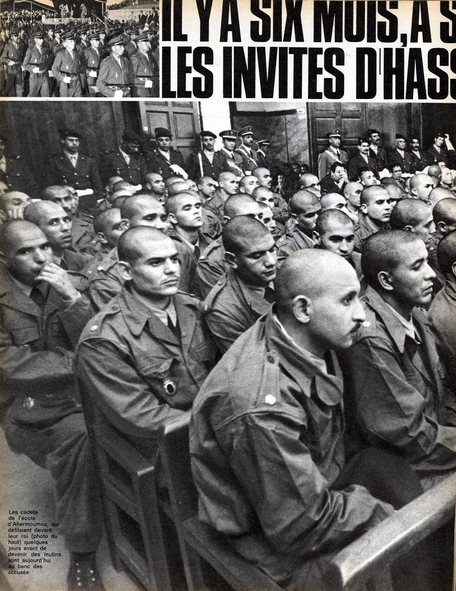 Tentative de coup d'État à Rabat et Skhirate le 10 juillet 1971  48695319493_d94f330084_o