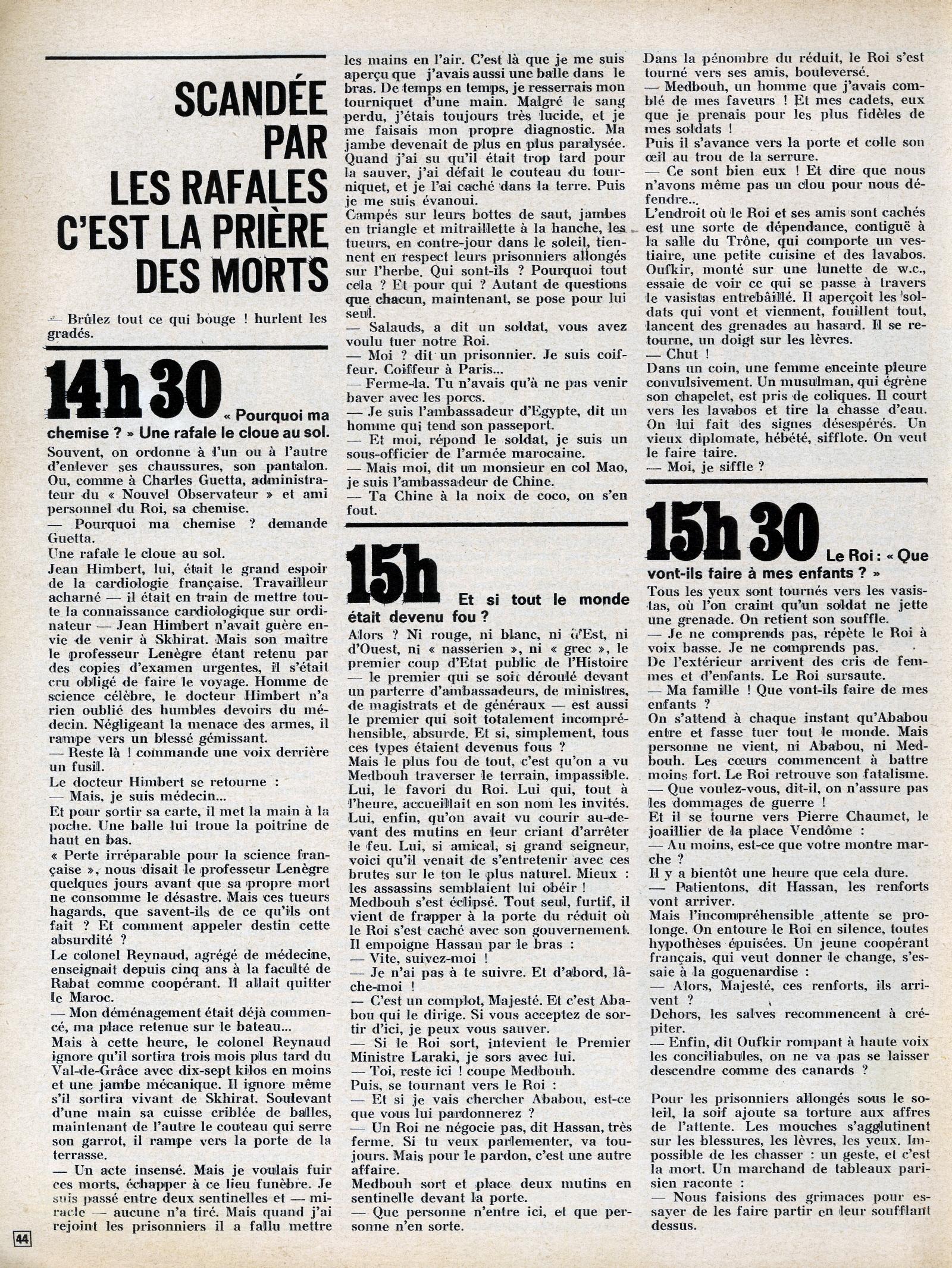 Tentative de coup d'État à Rabat et Skhirate le 10 juillet 1971  48695324873_89b4fb2794_o