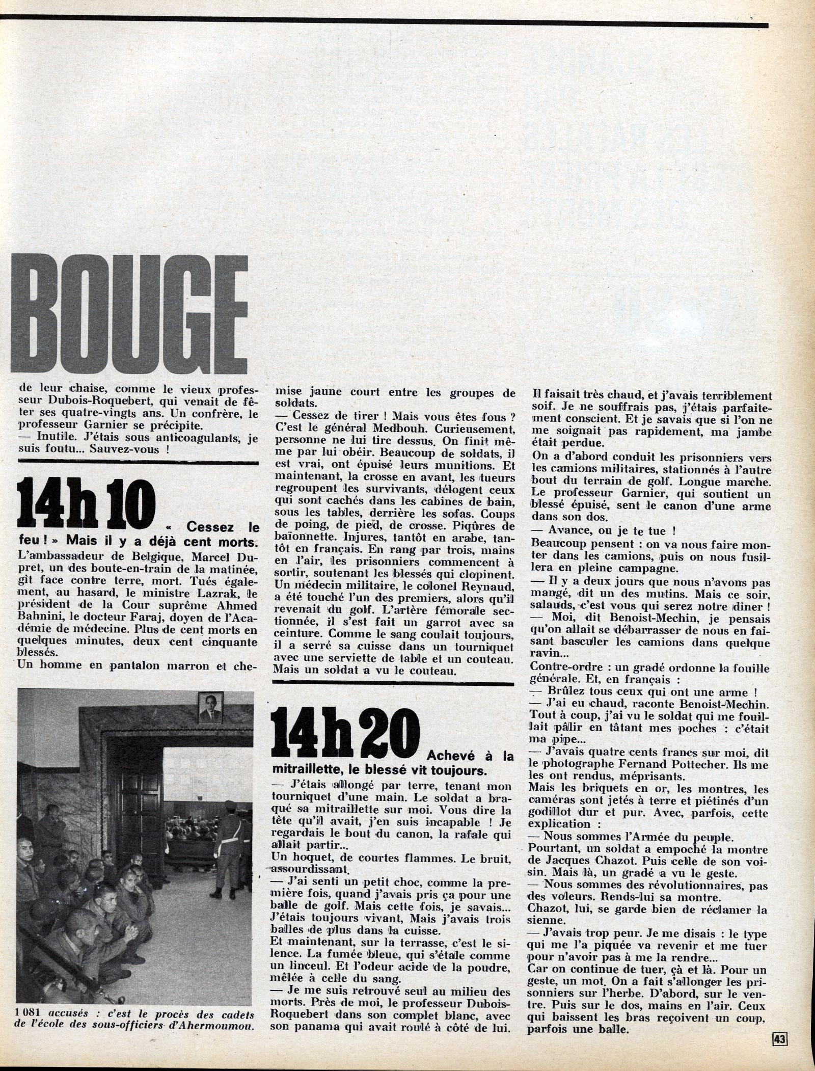 Tentative de coup d'État à Rabat et Skhirate le 10 juillet 1971  48695325063_dfc82f7036_o