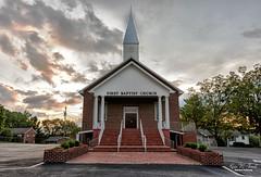 Harrogate First Baptist Church