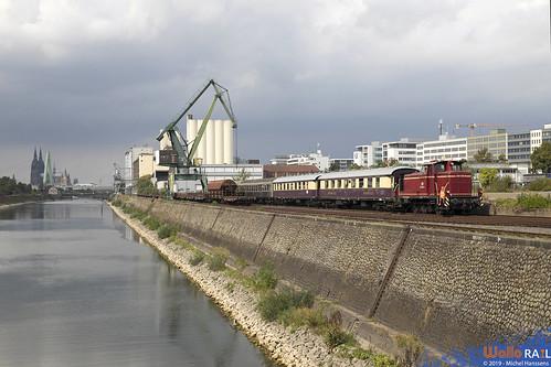 260 588 . BBFW + 365 695 . AVOLL . Köln Deutzer Hafen . 07.09.19.