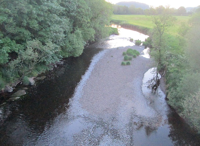 Reverse View, Urr Water, nr Dalbeattie