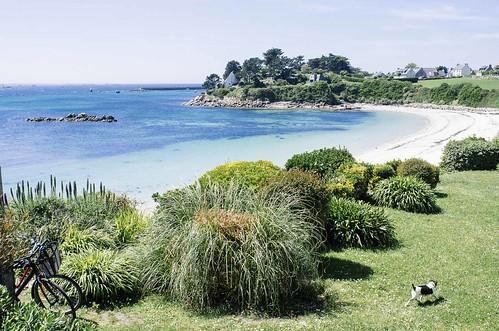 Une journée sur l'île de Batz - Sur le sentier côtier