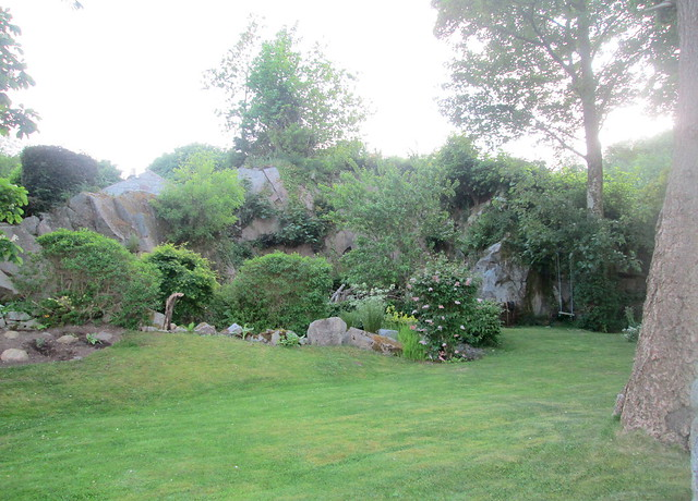 Former Quarry near Dalbeattie