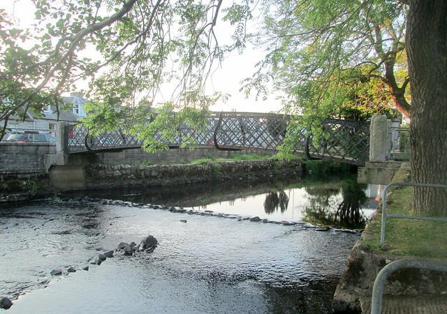 Bridge Over Barr Burn, Colliston Park, Dalbeattie