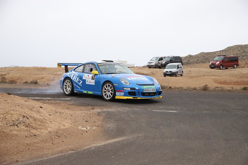 IV Rallye Villa de Teguise  2019