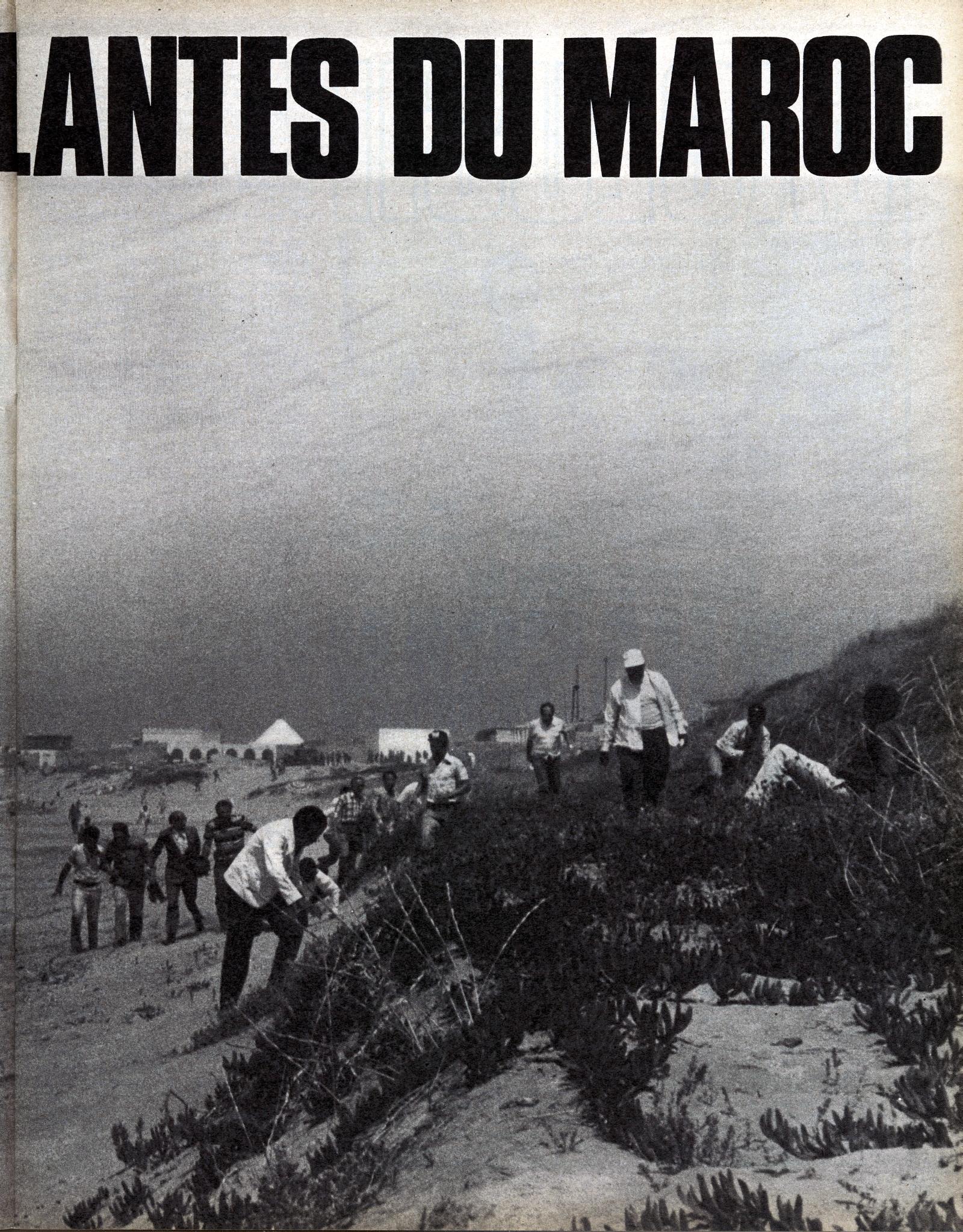 Tentative de coup d'État à Rabat et Skhirate le 10 juillet 1971  48695650961_b7655bf95c_o