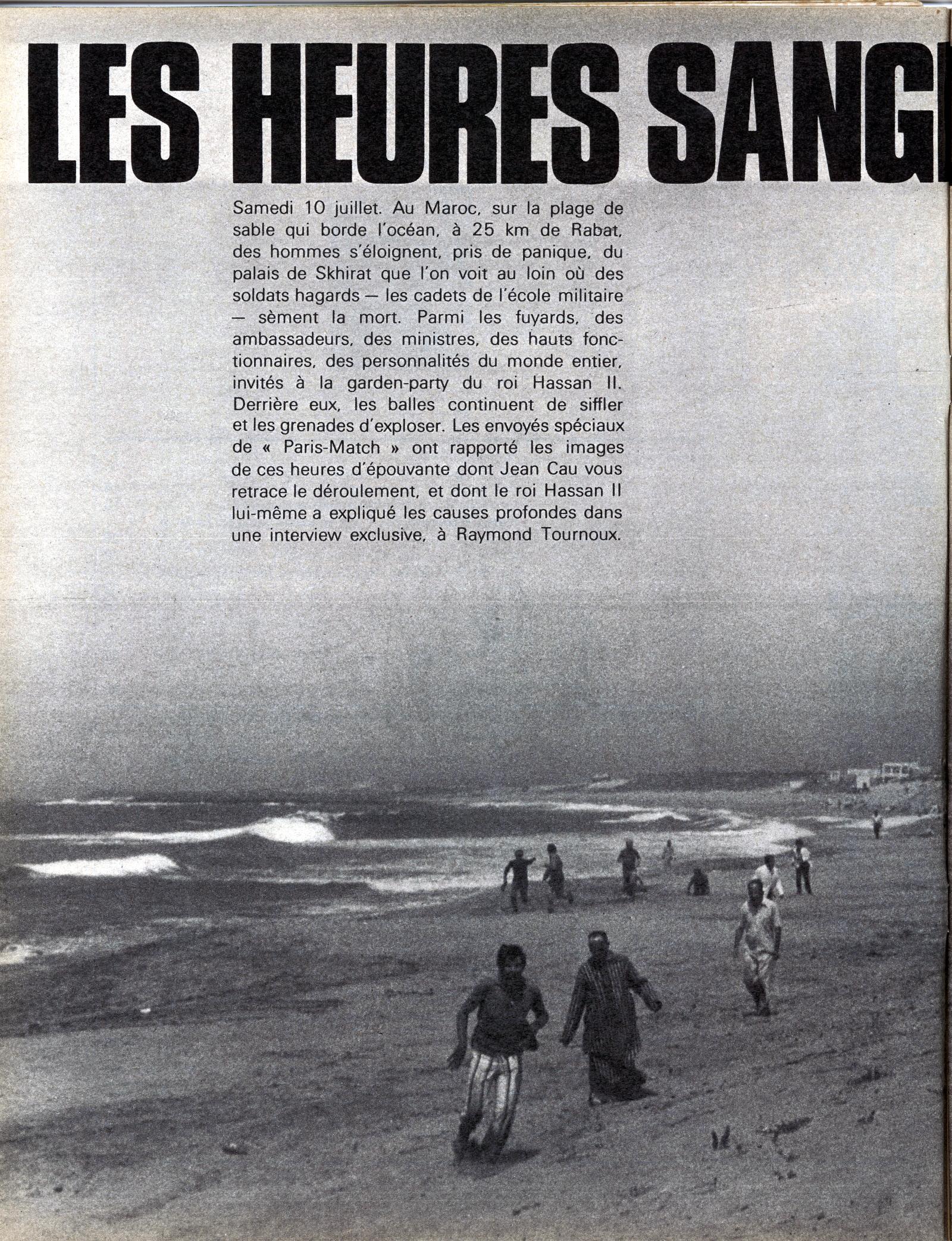 Tentative de coup d'État à Rabat et Skhirate le 10 juillet 1971  48695651081_1ba4b8b5ab_o