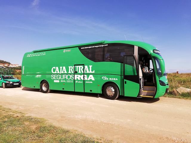 Etapa 14 La Vuelta 2019 (San Vicente de la Barquera - Oviedo)