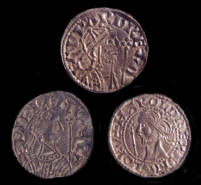 Chew Valley hoard pennies of Edward, Harold and William