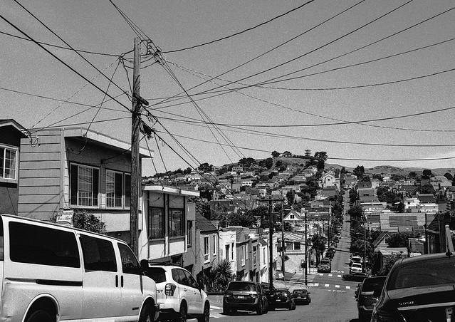 Ellsworth Street, San Francisco