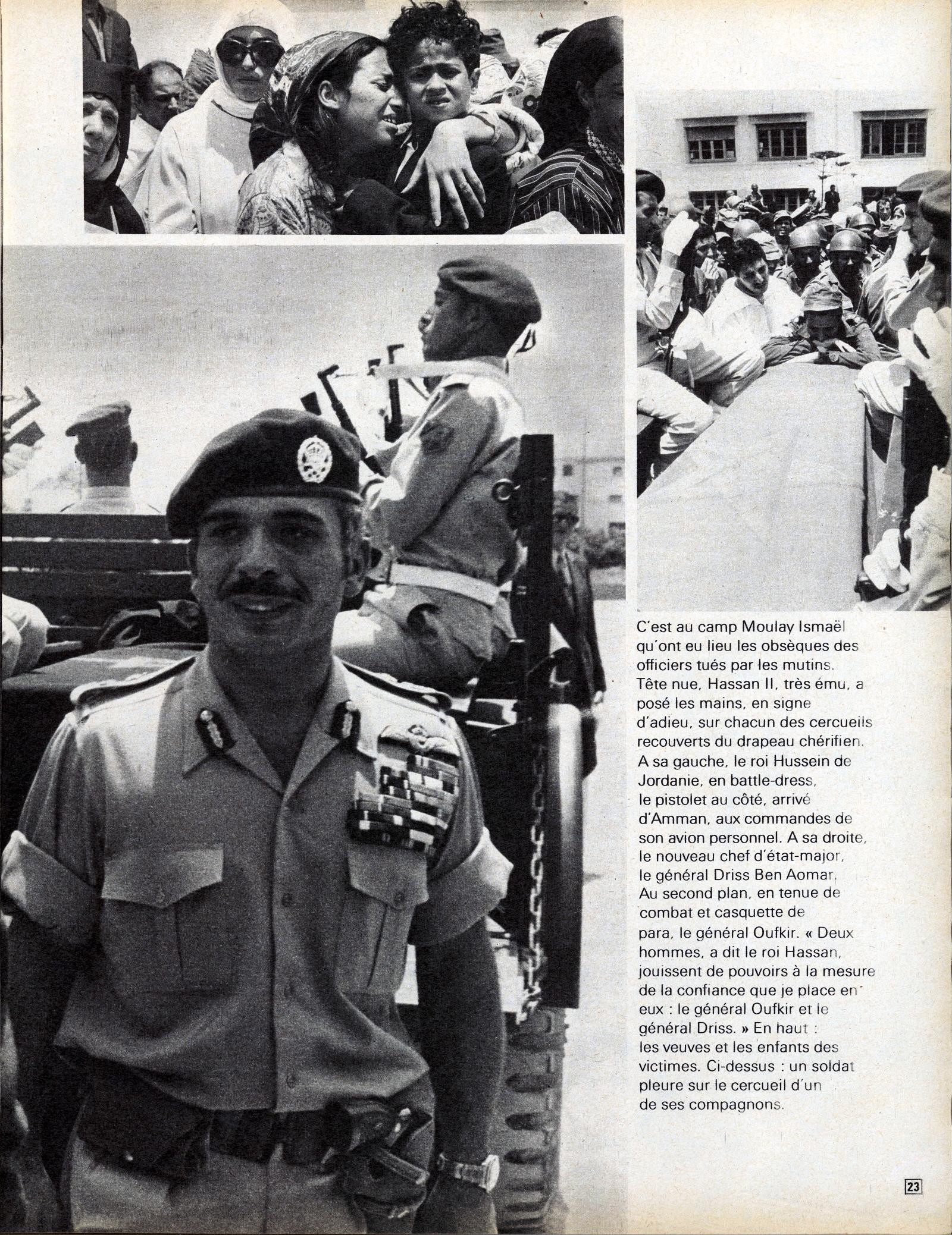 Tentative de coup d'État à Rabat et Skhirate le 10 juillet 1971  48695820752_0ca6802e04_o