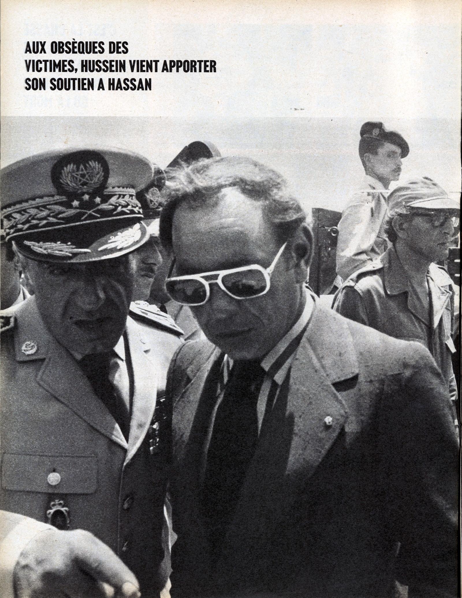 Tentative de coup d'État à Rabat et Skhirate le 10 juillet 1971  48695820877_f3bb1f85df_o