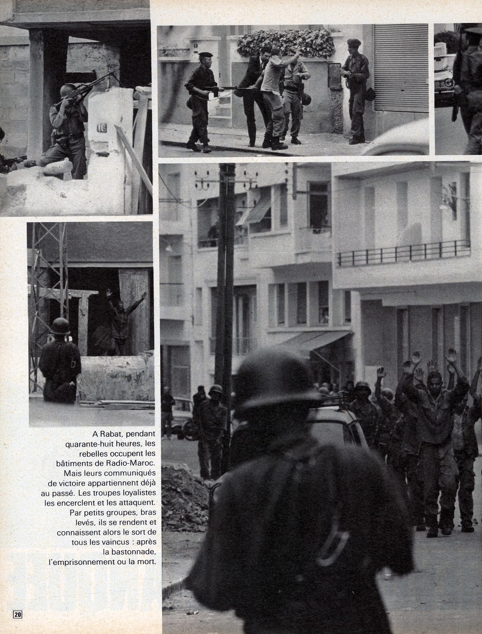 Tentative de coup d'État à Rabat et Skhirate le 10 juillet 1971  48695821132_094ba6e6ab_o