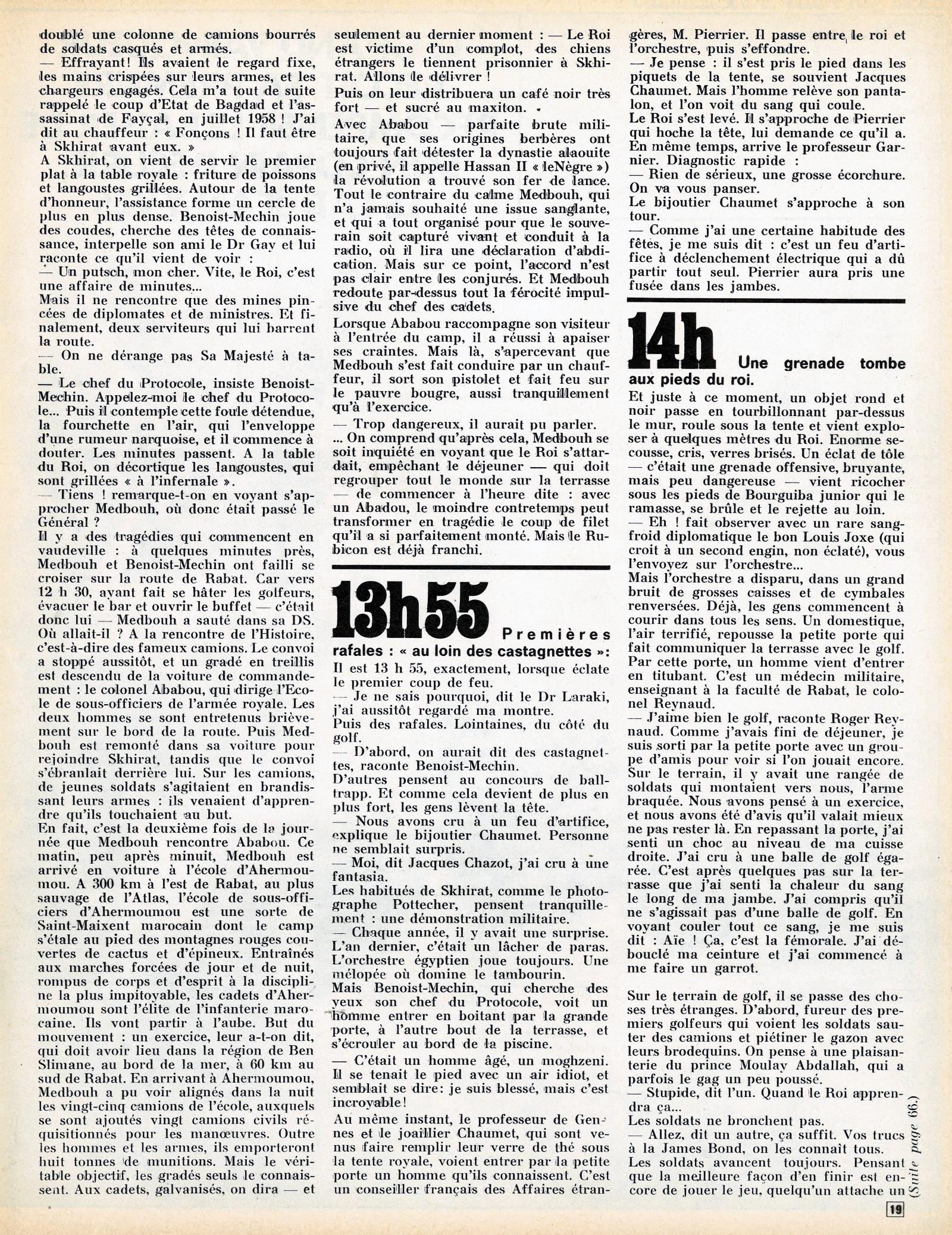 Tentative de coup d'État à Rabat et Skhirate le 10 juillet 1971  48695833027_a2fe86e3c1_o