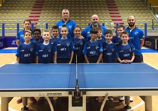 La squadra azzurra agli EuroMiniChamp's 2019