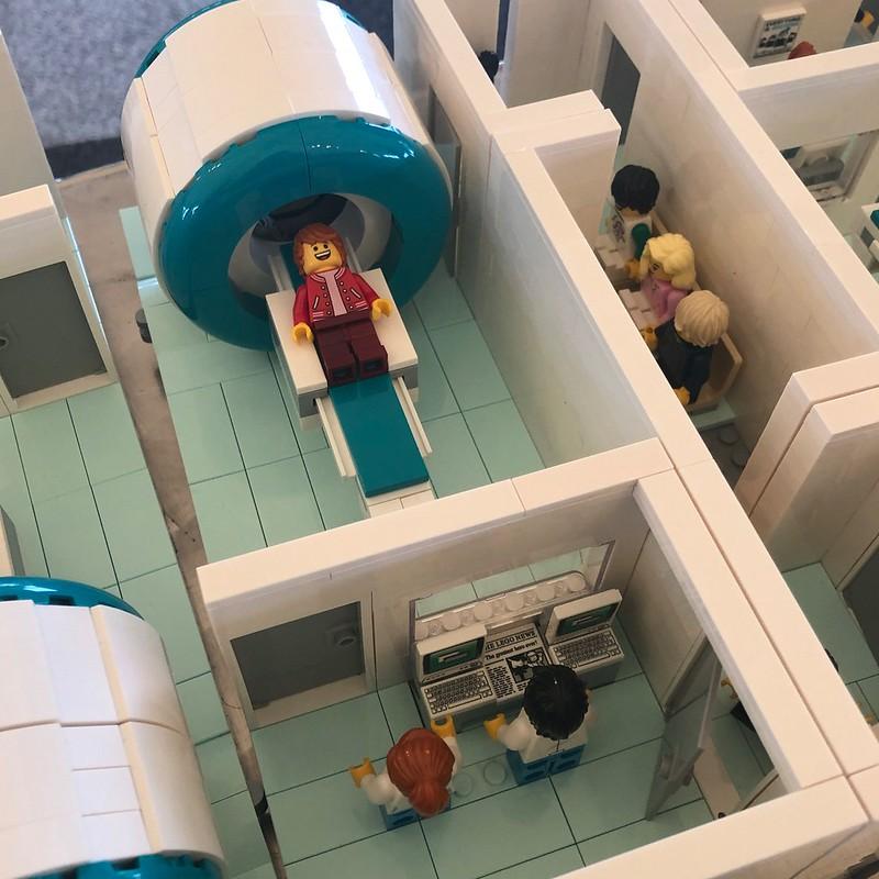 LEGO Play Day MRI