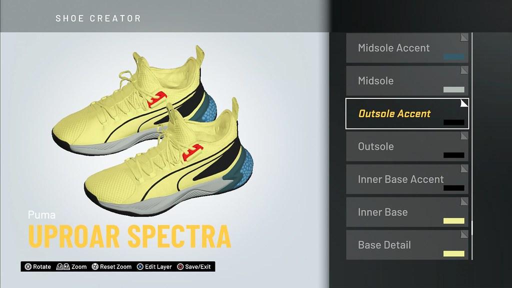 OS NBA 2K20 Shoe Vault - Discussion