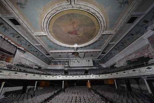 Orpheum Theater, New Bedford, MA