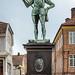 Statue of Frederik II
