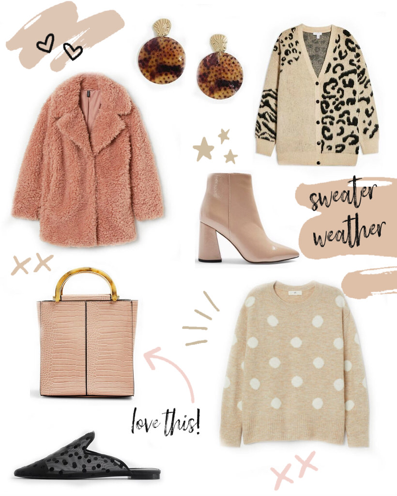 Autumn wardrobe wishlist 2019
