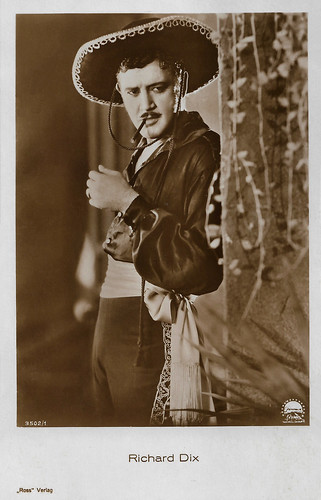 Richard Dix in The Gay Defender (1927)