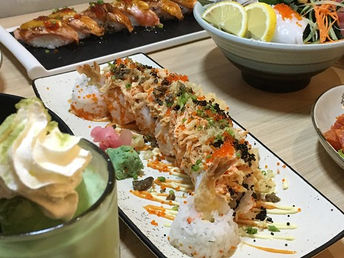 ICHO Japanese Restaurant, Greenhills | by beingjellybeans