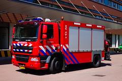 Brandweer Rotterdam-Rijnmond, Kazerne Vlaardingen Hulpverleningsvoertuig