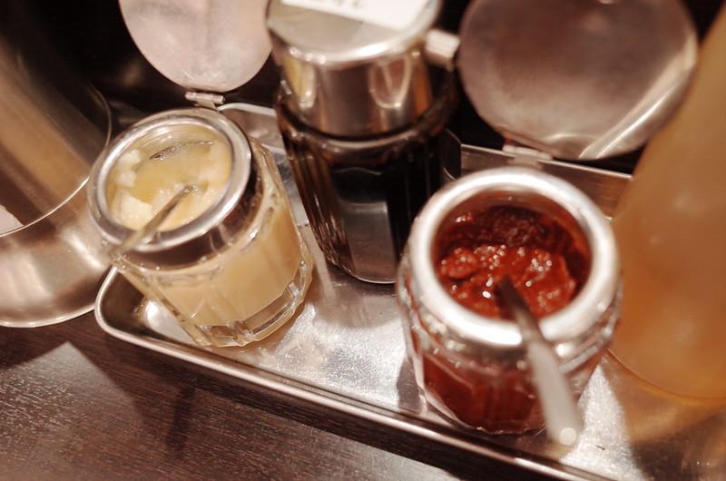 日本橋京都銀閣寺ますたにラーメン調味料にんにく 特製一味