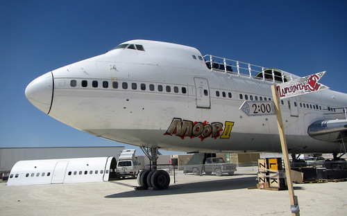 The 747 (0414)
