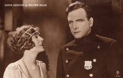 Milton Sills and Doris Kenyon in The Making of O'Malley (1925)