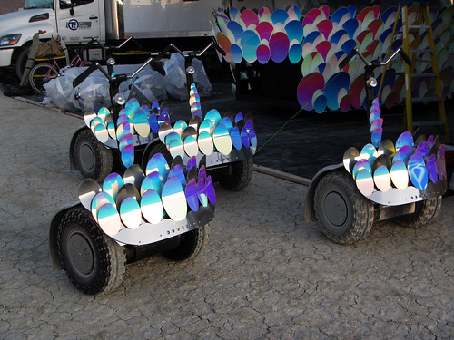 Sparkly Segways (0443)