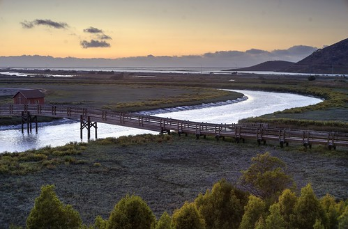 fremont california sanfranciscobay sanfranciscobayarea day dusk sunset bay water tree canal bridge outdoor donedwardssanfranciscobaynationalwildliferefuge donedwardsnationalwildliferefuge donedwards wildliferefuge sony a7 a7ii a7mii alpha7mii ilce7m2 fullframe vintagelens dreamlens canon50mmf095 canon 3xp raw hdr qualityhdr qualityhdrphotography fav100