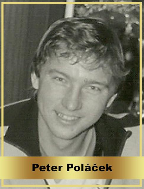 Peter Poláček - člen Siene Slávy