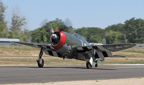 Republic P-47G Thunderbolt S/n.42-25234 N3395G
