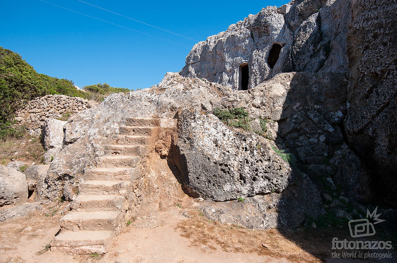 Necrópolis de Cala Morell