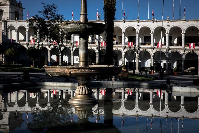 Plaza de Armas I