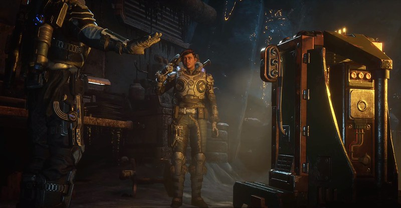 Gears 5 - The Matriarch