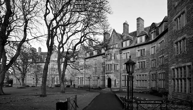 St Salvator's Hall︱University of St Andrews
