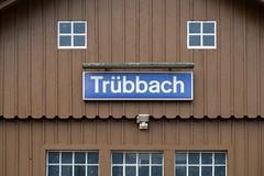 Trübbach - Station SBB (Intro)