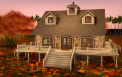 MY SECOND LIFE HOME...HAPPY FALL