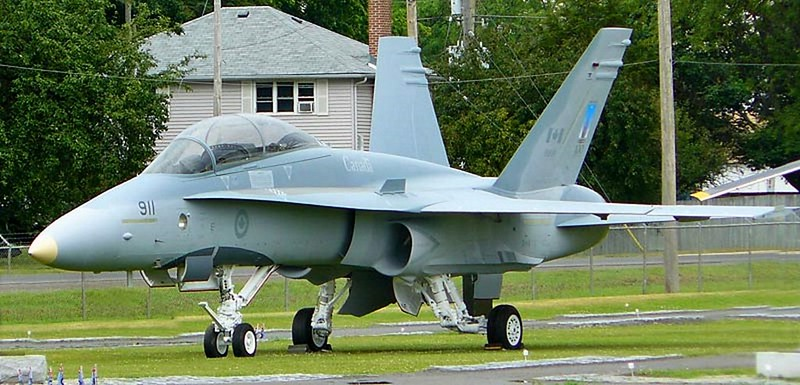 McDonnell Douglas CF-118 Hornet 1