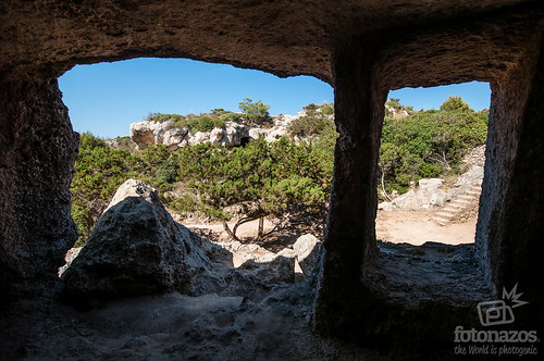 Necrópolis de Cala Morell, Menorca