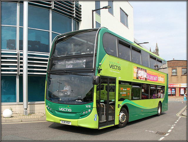Southern Vectis 1618
