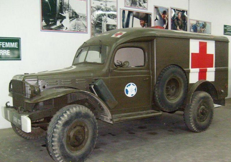 Dodge WC54 4