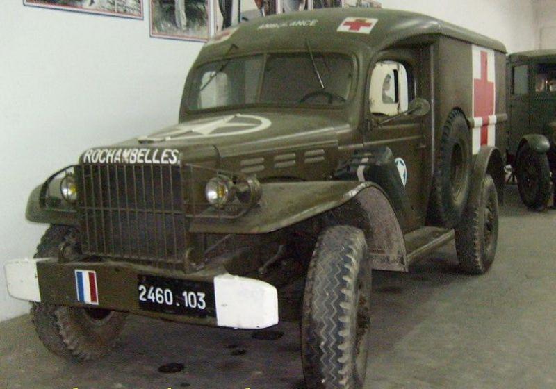 Dodge WC54 3