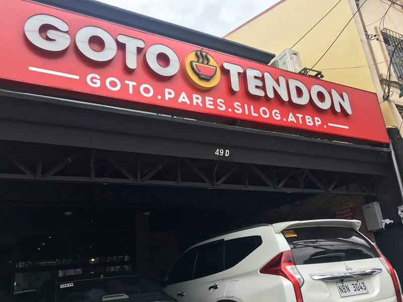 Goto Tendon, Tomas Morato