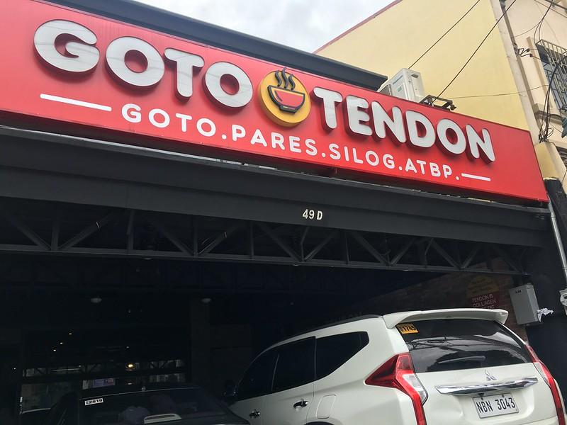 Goto Tendon, Tomas Morato