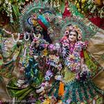 ISKCON Vrindavan Deity Darshan 08 Sep 2019